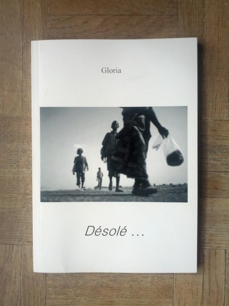 Gloria a refusé de prendre part au projet. Elle m'a cependant invité à lire son livre dans lequel elle a « déjà tout dit »...